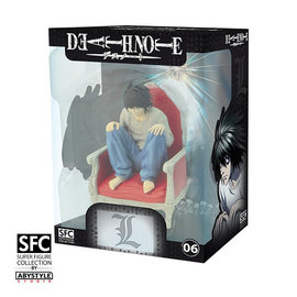 "AbysSTyle Figurine - Death Note - ""L"" 1:10 8''"
