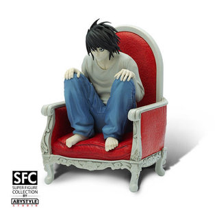 "AbysSTyle Figurine - Death Note - ""L"" 1:10 8"""