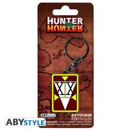 AbysSTyle Porte-Clés - Hunter X Hunter - Carte de Licence de Hunter