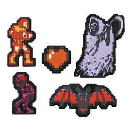 Dark Horse Lapel Pin - Castlevania - 8-Bit Set of 5