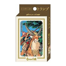 Ensky Studio Jeu de cartes - Studio Ghibli Princesse Mononoke - Ashitaka et Yakul