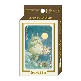 Ensky Studio Playing Cards - Studio Ghibli My Neighbor Totoro - Totoro, Satsuki and Mei