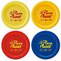Disney Entreprise Assiette - Disney Pixar Histoire de Jouets - Pizza Planet en Plastique Paquet de 4