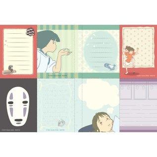 Agenda 2021 - Studio Ghibli Le Voyage de Chihiro - Sans Visage Agenda au Mois et à la Semaine