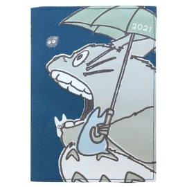Agenda 2021 - Studio Ghibli Mon Voisin Totoro - Totoro Agenda au Mois et à la Semaine