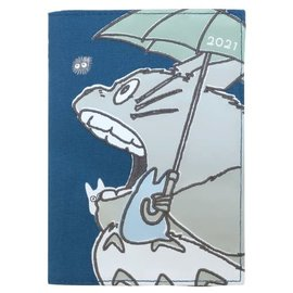 Agenda 2021 - Studio Ghibli My Neighbor Totoro - Totoro Monthly and Weekly Planner