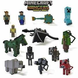 Just Toys Sac mystère - Minecraft - Porte-clés Figurine Serie 4