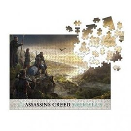 Dark Horse Casse-tête - Assassin's Creed Valhalla - Raid Planning 1000 pièces