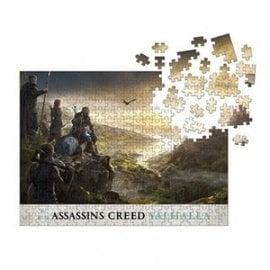 Dark Horse Casse-tête - Assassin's Creed Valhalla - Raid Planning 1000 pièces