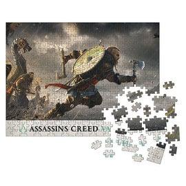 Dark Horse Casse-tête - Assassin's Creed Valhalla - Fortress Assault 1000 pièces