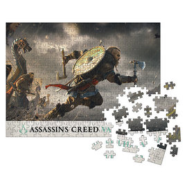 Dark Horse Puzzle - Assassin's Creed Valhalla - Fortress Assault 1000 pieces