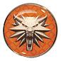 Dark Horse Épinglette - The Witcher 3 Wild Hunt - Symbole de l'École du Loup de Geralt of Rivia