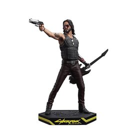 McFarlane Figurine - CD Projekt Red - Cyberpunk 2077 Johnny Silverhand with Guitar 9""