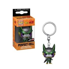 Funko Funko Pocket Pop! Keychain - Dragon Ball Z - Perfect Cell *Metallic GameStop Exclusive*