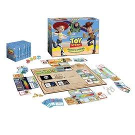 The OP Games Jeu de société - Disney Pixar Toy Story - Obstacle & Adventure Cooperative Deck-Building-Game *Version Anglaise*