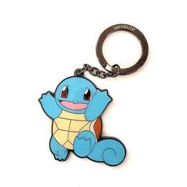 Funko Porte-clés - Pokémon - Squirtle en Émail