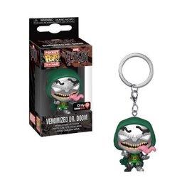 Funko Funko Pocket Pop! Keychain - Marvel Venom - Venomized Dr. Doom *GameStop Exclusive*
