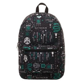 Bioworld Backpack - Harry Potter - Slytherin Qualities