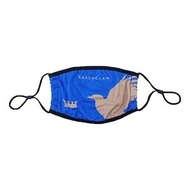 Bioworld Face Mask - Harry Potter - Ravenclaw House Blue with Eagle Face Cover