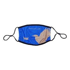 Bioworld Masque - Harry Potter - Maison Serdaigle Bleu avec Aigle Couvre-Visage *Liquidation*