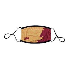 Bioworld Masque - Harry Potter - Maison Gryffondor Rouge avec Lion Couvre-Visage *Liquidation*
