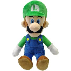 San-Ei Peluche - Nintendo Super Mario - Luigi All Star Collection 15""
