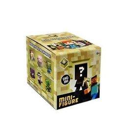 Mattel Boite Mystère - Minecraft - Mini-Figurine Série 6