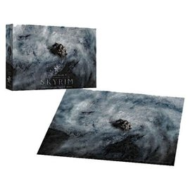 Usaopoly Puzzle - The Elder Scrolls V Skyrim - Shout Limited Edition 1000 pieces
