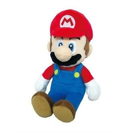 San-Ei Peluche - Nintendo Super Mario - Mario All Star Collection 10""