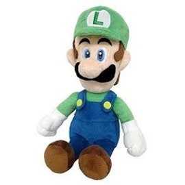 San-Ei Peluche - Ninendo Super Mario - Luigi All Star Collection 10""