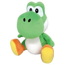 San-Ei Peluche - Nintendo Super Mario - Yoshi All Star Collection 10""