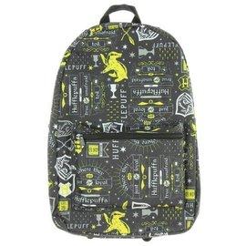 Bioworld Backpack - Harry Potter - Hufflepuff Qualities