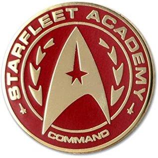 Ata-Boy Épinglette - Star Trek - Badge Starfleet Academy Command