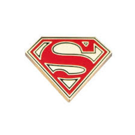 Ata-Boy Épinglette - DC Comics - Logo de Superman