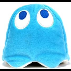 "Kidrobot Peluche - Pac-Man - Fantôme Bleu Inky Réversible 4"""