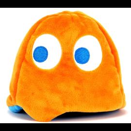 "Kidrobot Peluche - Pac-Man - Fantôme Orange Clyde Réversible 4"""