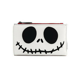 Loungefly Wallet - Disney The Nightmare Before Christmas - Jack as Santa Faux Leather