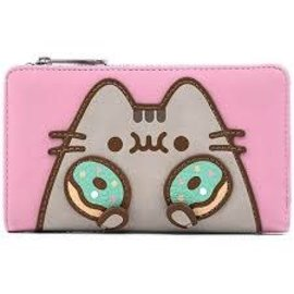 Loungefly Wallet - Pusheen - Double Donut Faux Leather