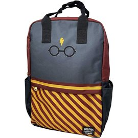 Loungefly Backpack - Harry Potter - Harry's Glasses and Lightning Scar Nylon