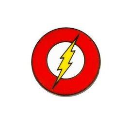 Ata-Boy Lapel Pin - DC Comics - The Flash Logo