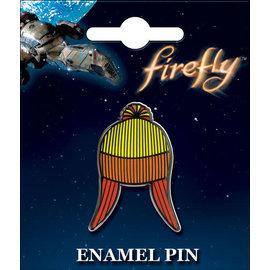 Ata-Boy Lapel Pin - Firefly - Jayne's Hat