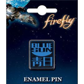 Ata-Boy Lapel Pin - Firefly - Blue Sun Logo