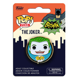 Funko Épinglette - DC Comics - The Joker Funko Pop!