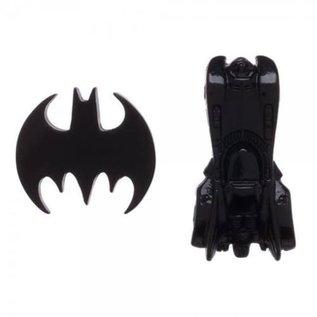 Bioworld Épinglette - DC Comics - Logo de Batman et Batmobile