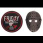 Bioworld Épinglette - Friday The 13th - Masque de Jason Ensemble de 2