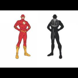 Bioworld Lapel Pin - DC Comics Justice League - The Flash