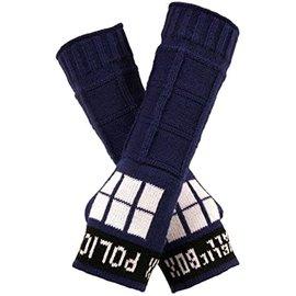 Elope Gants - Doctor Who - Chauffe-main Tardis en Acrylique