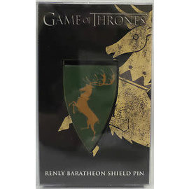 Dark Horse Épinglette - Game of Thrones - Bouclier de Renly Baratheon