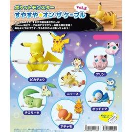 Re-Ment Blind Box - Pokémon - Cable Protector Pocket Monsters Vol.5