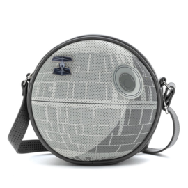 Loungefly Purse - Star Wars - Death Star with Collectible Pin